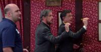 VIDEO: Craig Ferguson & Stephen Colbert Take On World Darts Champion on LATE SHOW