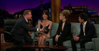 VIDEO: Juno Temple, Selma Blair & Ben Feldman Visit LATE LATE SHOW