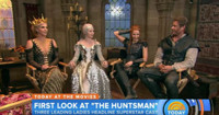 VIDEO: NBC's TODAY Gets Sneak Peek Behind-the-Scenes of 'The Huntsman'
