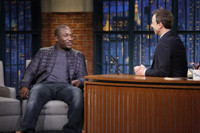 VIDEO: Hannibal Buress Shares Parenting Advice on LATE NIGHT