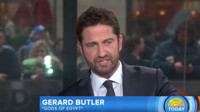 VIDEO: Gerard Butler Talks New Action Adventure Film GODS OF EGYPT