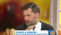 VIDEO: 'Game Of Thrones' Nikolaj Coster-Waldau Talks New Film GODS OF EGYPT