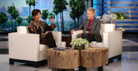 VIDEO: Sneak Peek - Kris Jenner Talks Bling & More on ELLEN