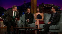 VIDEO: Ellen Page, Jenny Slate & Paul Rust Visit JAMES CORDEN