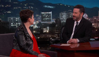 VIDEO: Jimmy Kimmel Helps Ginnifer Goodwin Pick Out a Name for Her Baby