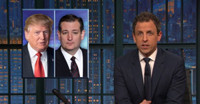 VIDEO: Seth Meyers Takes a Closer Look at Super Tuesday Results