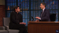 VIDEO: John Stamos Reads Negative Fuller House Reviews on LATE NIGHT