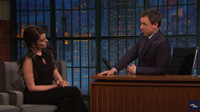 VIDEO: On LATE NIGHT, Tina Fey's Embarrassing Locker Room Incident