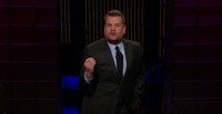 VIDEO: James Discusses Astronaut Scott Kelly on the LATE LATE SHOW