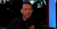 VIDEO: On KIMMEL, John Legend Talks About Chrissy Teigen's Mom