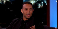 VIDEO: On KIMMEL, John Legend Went Baby Shopping with Kim & Kanye
