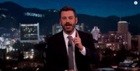 VIDEO: On KIMMEL, High School Hockey Player Repeats Phrase Over and Over