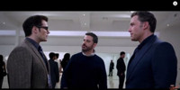 """VIDEO: Deleted Scene from 'Batman v Superman"""" Starring Jimmy Kimmel on KIMMEL"""