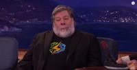 VIDEO: Steve Wozniak On Apple's Battle With The FBI on CONAN