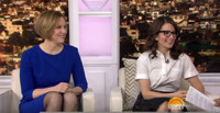 VIDEO: Tina Fey Is Joined By Journalist Who Inspired Her 'Whiskey Tango' Role on TODAY