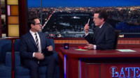 VIDEO: On LATE SHOW, J.J. Abrams Discusses his Wife and Lens Flares