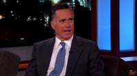 VIDEO: Mitt Romney Reads Mean Donald Trump Tweets on KIMMEL