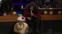VIDEO: BB-8 Sits In with The LATE LATE SHOW Band