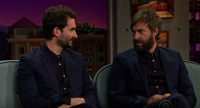 VIDEO: James Asks Which Duplass Brother Is In Charge on LATE LATE