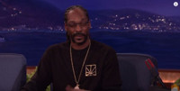 VIDEO: Snoop Dogg's Line Of Marijuana Goodies on CONAN