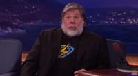 VIDEO: Steve Wozniak on CONAN