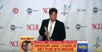 VIDEO: Charlie Sheen, Whoopi Goldberg Set For Sept 11th Movie on GMA