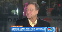 VIDEO: John Goodman on TODAY: 'I Turned Down My Actual Creepiness' For '10 Cloverfield Lane'