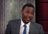 VIDEO: Jerrod Carmichael Talks Donald Trump & More on LATE SHOW