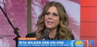 VIDEO: Rita Wilson Talks Breast Cancer Battle; New Album & More on TODAY