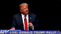 VIDEO: Donald Trump Namedrops All His Famous Friends in New JIMMY KIMMEL LIVE Vid