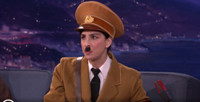 VIDEO: Sarah Silverman's 'Adolf Hitler' Hates Being Compared to Donald Trump
