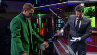 VIDEO: Jordan Spieth Gives Stephen a Golf Lesson on LATE SHOW