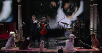 VIDEO: Laurie Anderson Performs a Special Song For Dogs on LATE SHOW