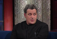 VIDEO: Isaac Mizrah Has One or Two Opinions on Fashion on LATE SHOW