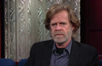 VIDEO: William H. Macy Demonstrates Barely Restrained Sorrow Theatre on LATE SHOW