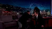 VIDEO: 'Batman v Superman's Henry Cavill Punches Jimmy Kimmel & Guillermo Retaliates!