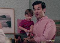 VIDEO: First Look - Amazon's Hit Comedy CATASTROPHE Premieres 4/8