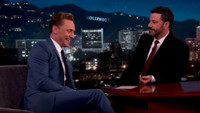VIDEO: Tom Hiddleston Teases He Could Be Next 'James Bond' on KIMMEL