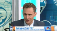 VIDEO: Tom Hiddleston Talks Portraying Music Legend Hank Williams in New Biopic