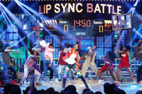 VIDEO: Sneak Peek - 'The Walking Dead's Sonequa Martin-Green Whips & Nae Naes on LIP SYNC BATTLE