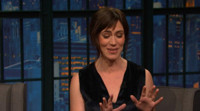 VIDEO: Maggie Siff Explains How Jon Hamm Spoiled Her Final MAD MEN Episode