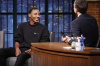 VIDEO: Jerrod Carmichael Tackles Bill Cosby, Islamophobia & More on LATE NIGHT