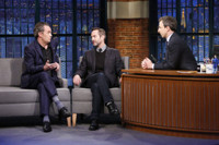 VIDEO: THE ODD COUPLE's Matthew Perry and Thomas Lennon Visit 'Late Night'