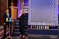 VIDEO: Cameron Diaz & Jimmy Compete in 'Drinko' on TONIGHT SHOW