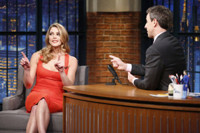 VIDEO: Ashley Greene Talks New Action TV Show ROGUE on 'Late Night'