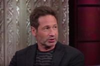 VIDEO: David Duchovny Celebrates the Losers In His New Book 'Bucky F**king Dent'