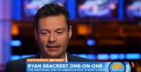 VIDEO: Ryan Seacrest Talks Emotional Ending of AMERICAN IDOL