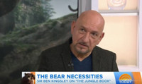 VIDEO: Sir Ben Kingsley Says Disney's JUNGLE BOOK Brings Us 'Right Back to the Book'