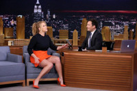 VIDEO: Amy Schumer Addresses Glamour's 'Plus-Size' Controversy on TONIGHT