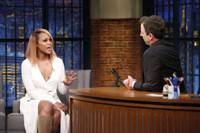 VIDEO: Eve Says She Got Her Famous 'Paw Print' Tattoos On a Dare